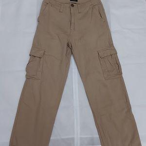 Moto cargo pants